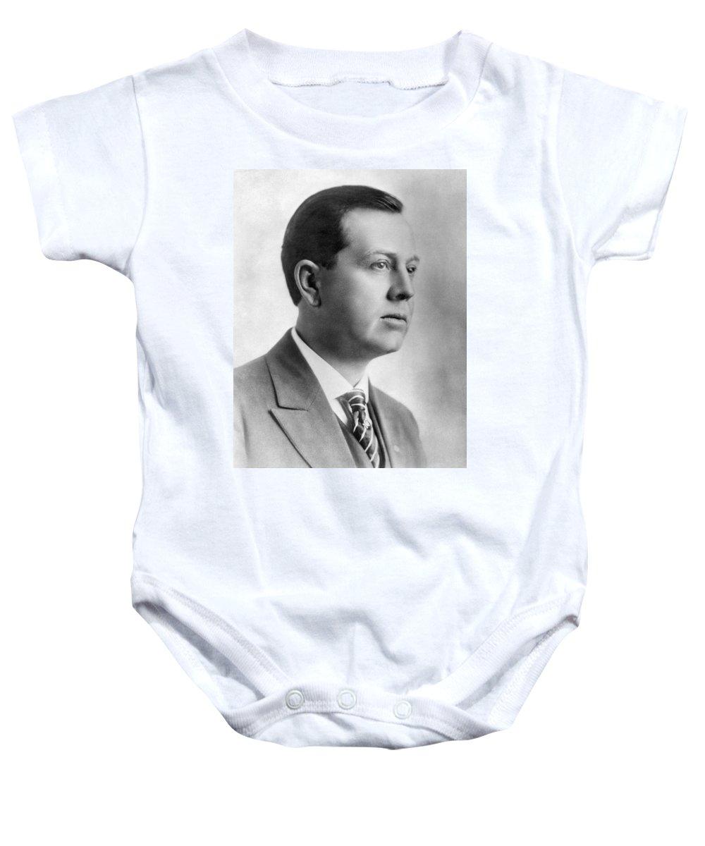 20th Century Baby Onesie featuring the photograph Emmett Dalton (1871-1937) by Granger