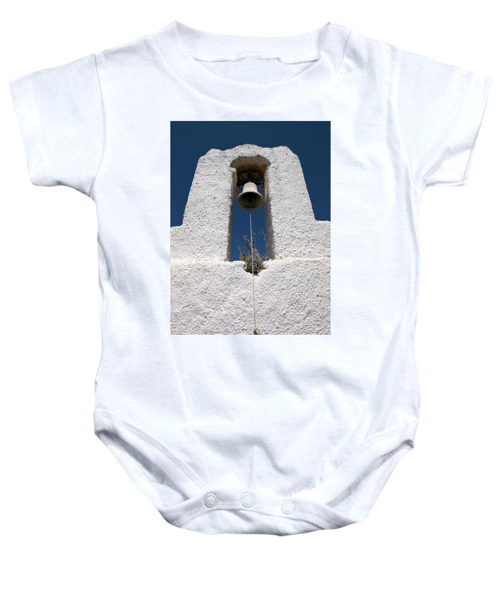 Jouko Lehto Baby Onesie featuring the photograph Greek Colors by Jouko Lehto