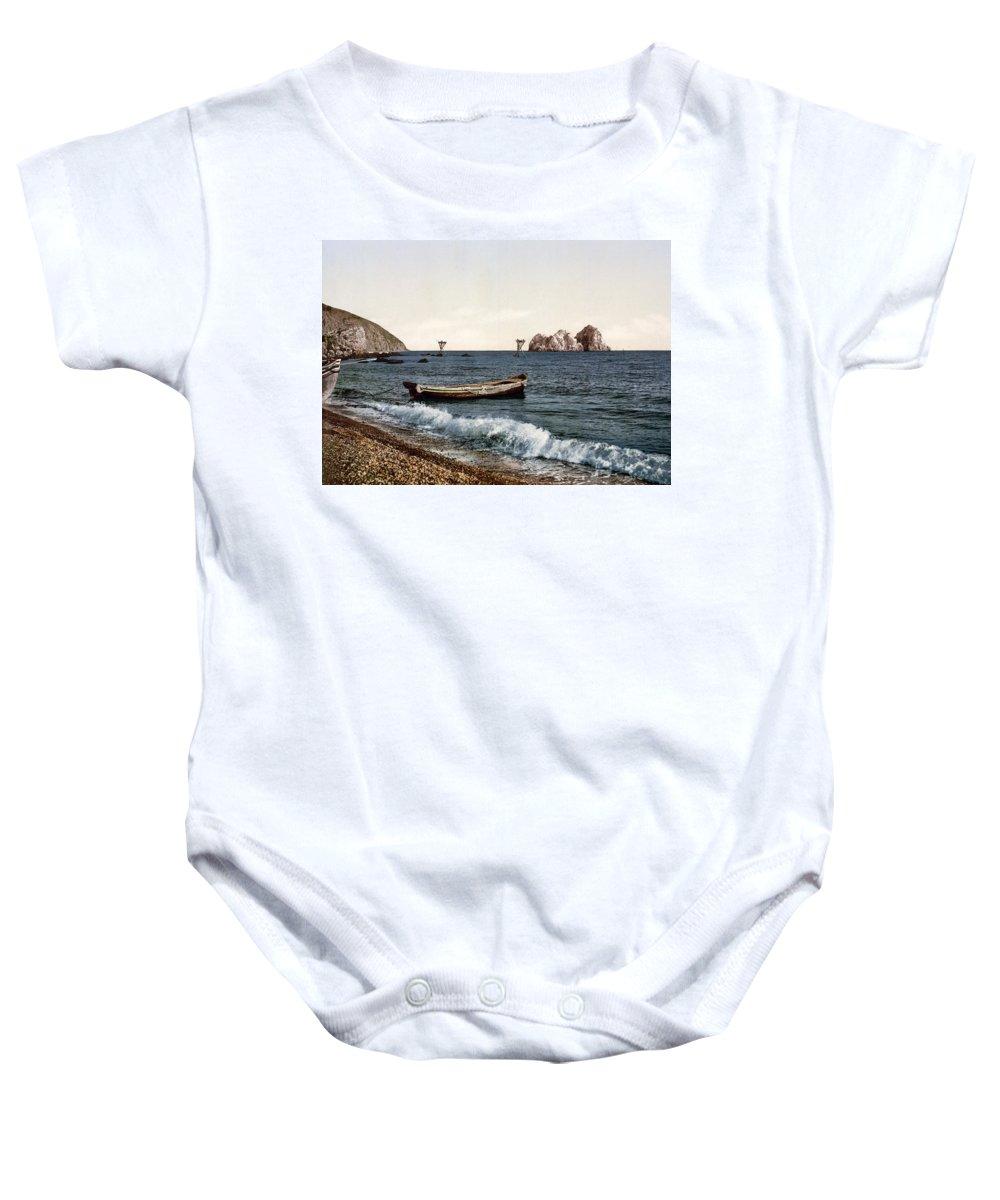 Crimea Baby Onesie featuring the photograph Gursuff - Crimea - Ukraine by Bode Stevenson