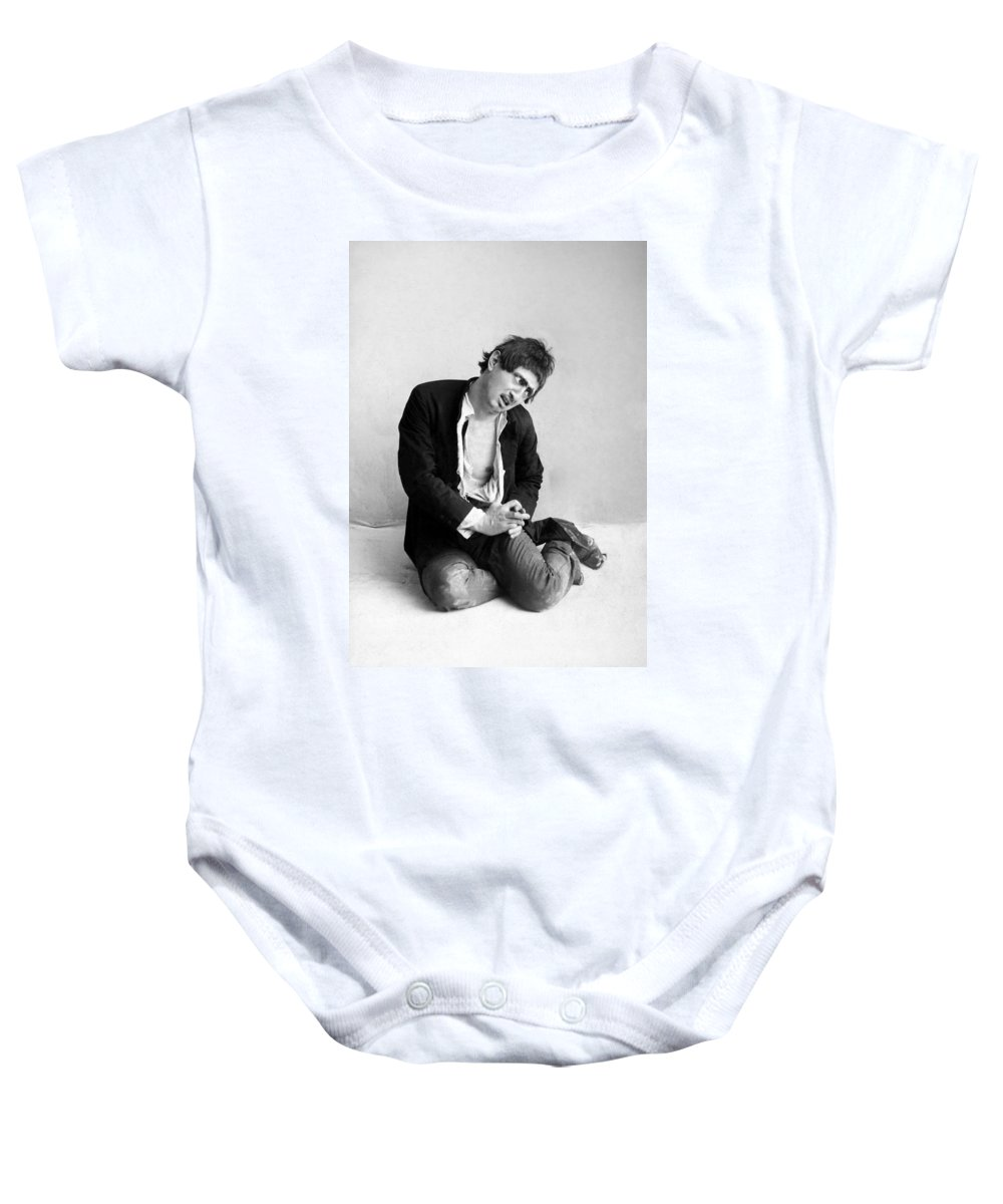 19th Century Baby Onesie featuring the photograph Jacob Adler (1855-1926) by Granger