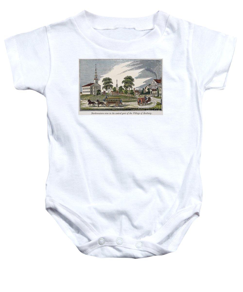 Roxbury Baby Onesies