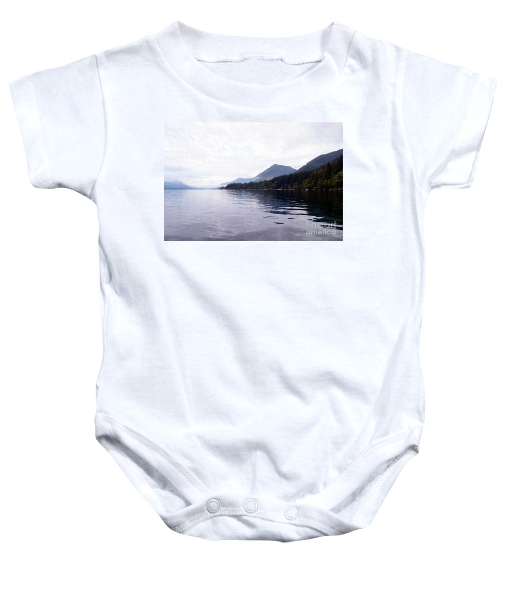 Ocean Baby Onesie featuring the photograph Sunrise1 by Traci Cottingham