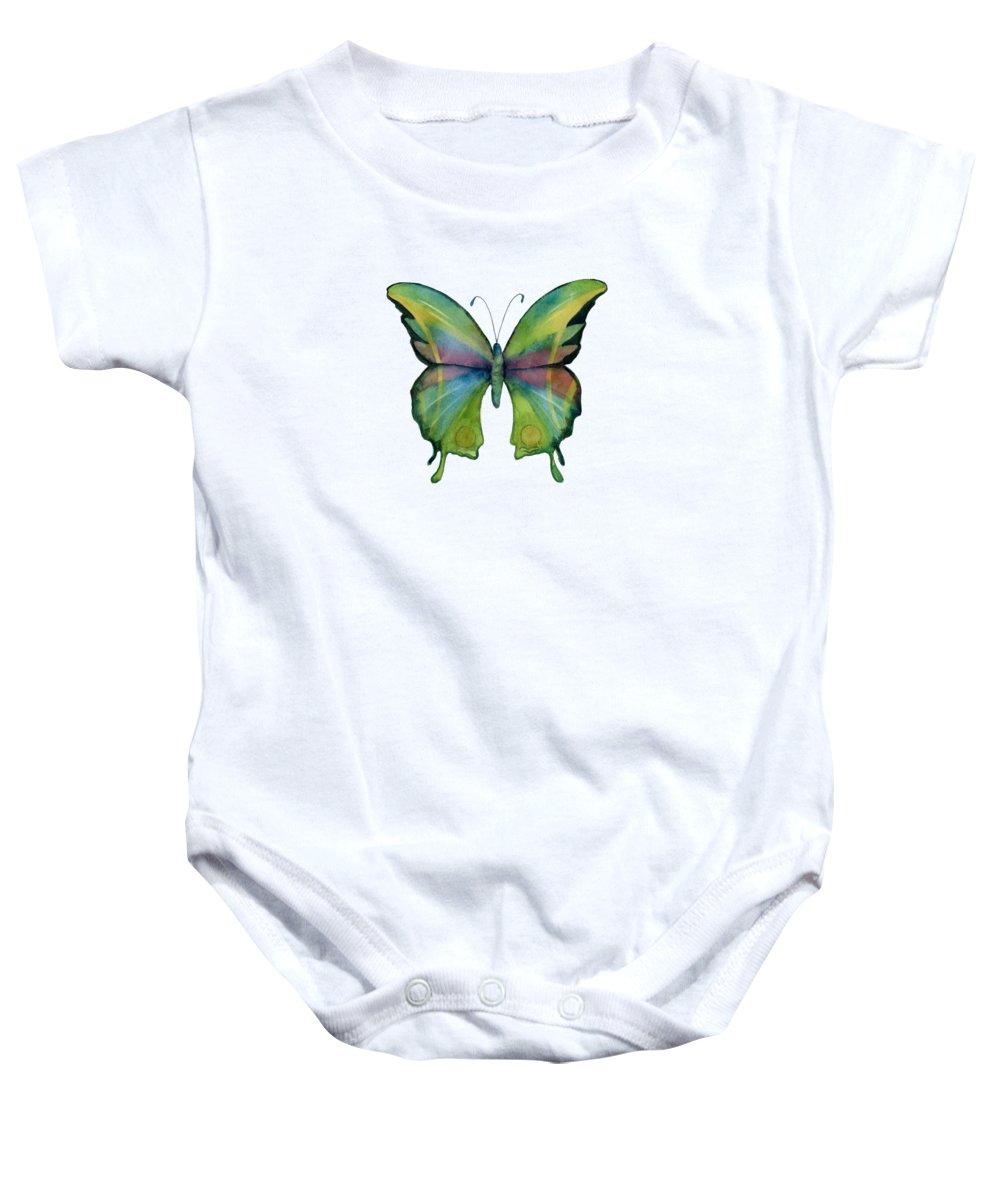 Butterfly Wings Baby Onesies