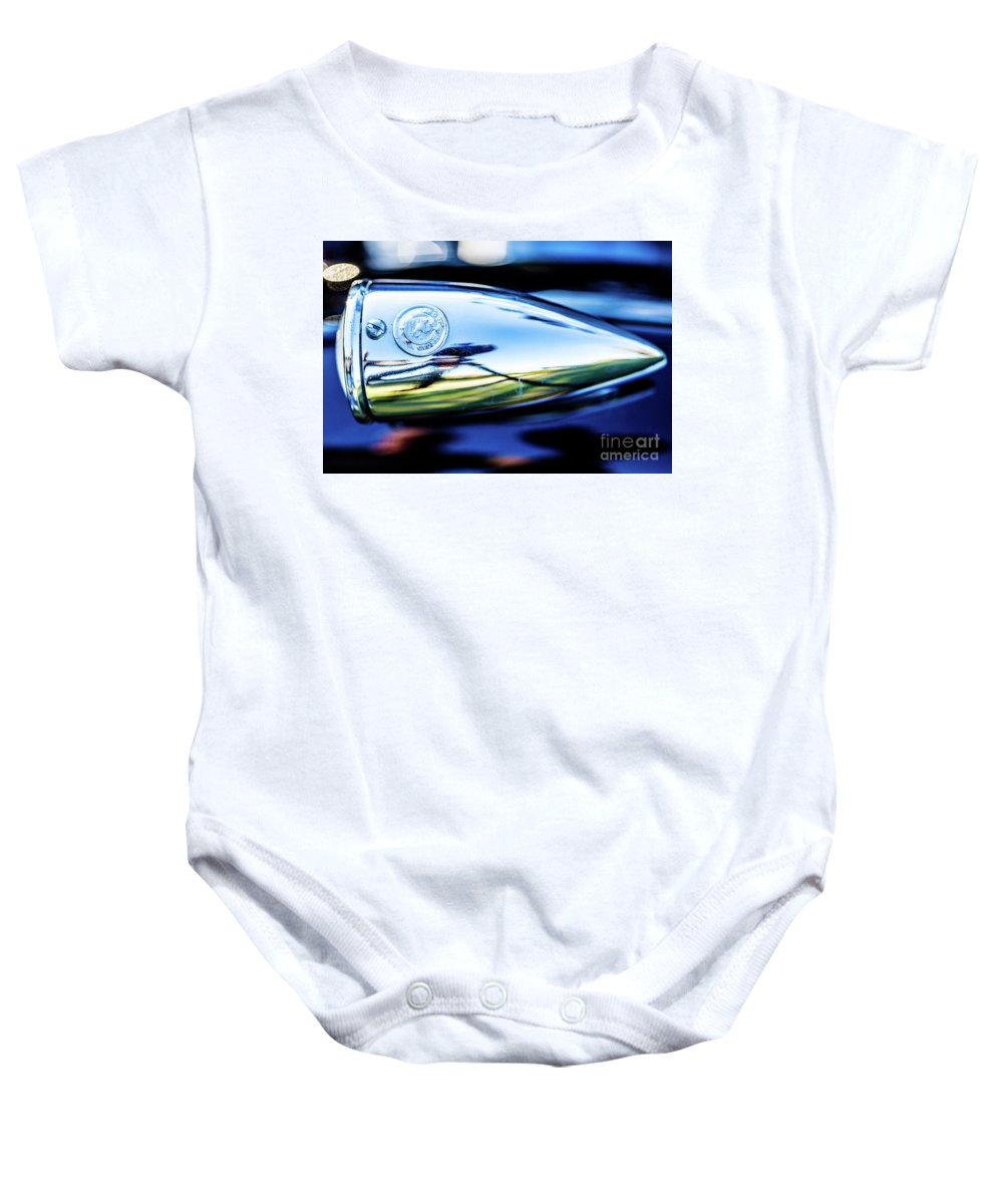 1930 Mg Baby Onesie featuring the photograph 1743.043 1930 Mg Light by M K Miller