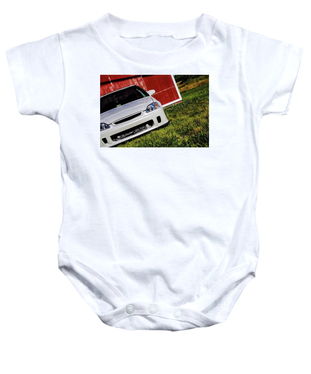 Civic Lovers Onesie For Sale By Rashaud Thomas