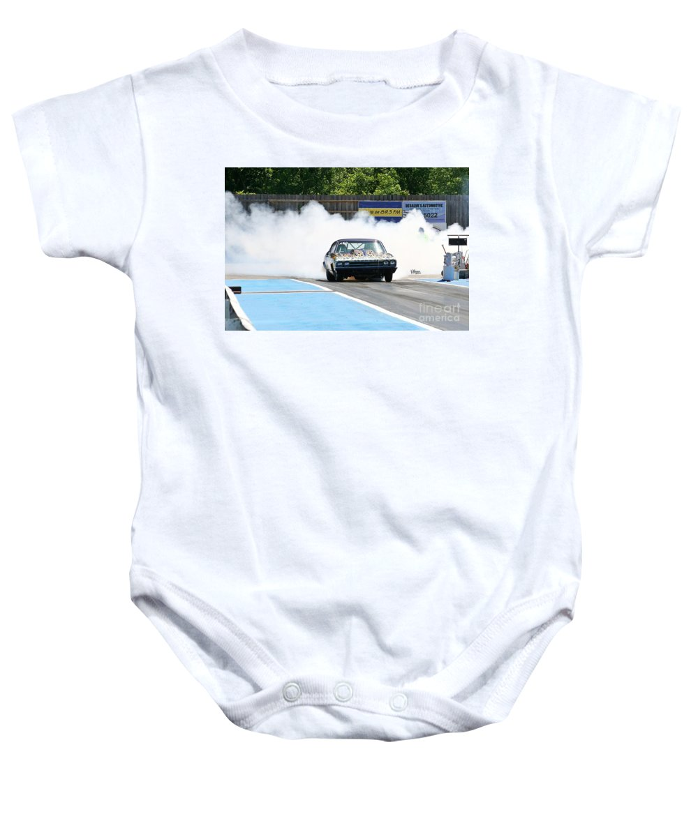 06-07-2015 Baby Onesie featuring the photograph 6461 06-07-2015 Esta Safety Park by Vicki Hopper