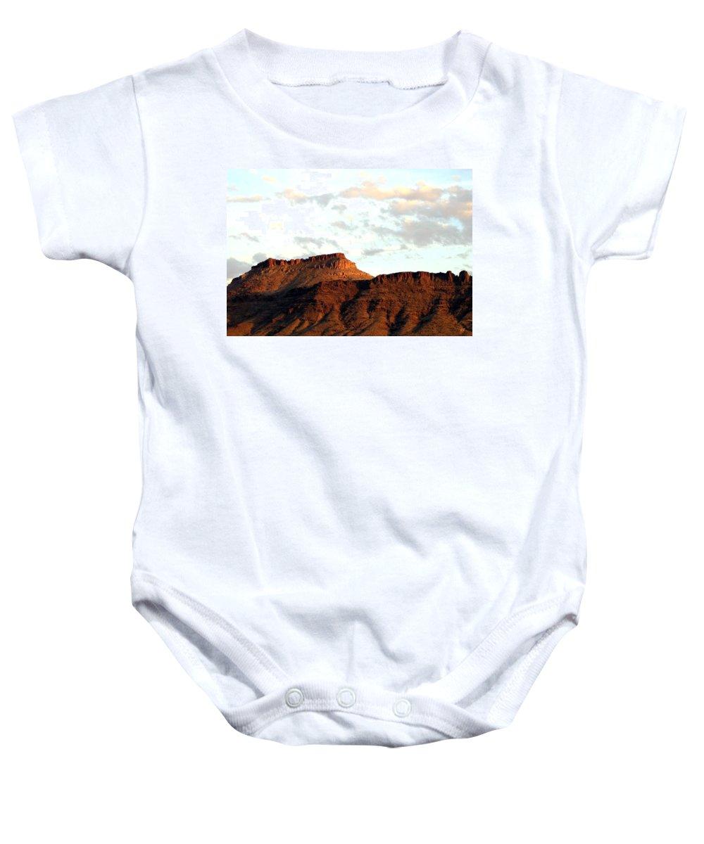 Arizona Baby Onesie featuring the photograph Arizona 1 by Will Borden