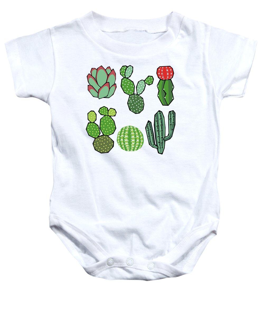 Repeat Digital Art Baby Onesies