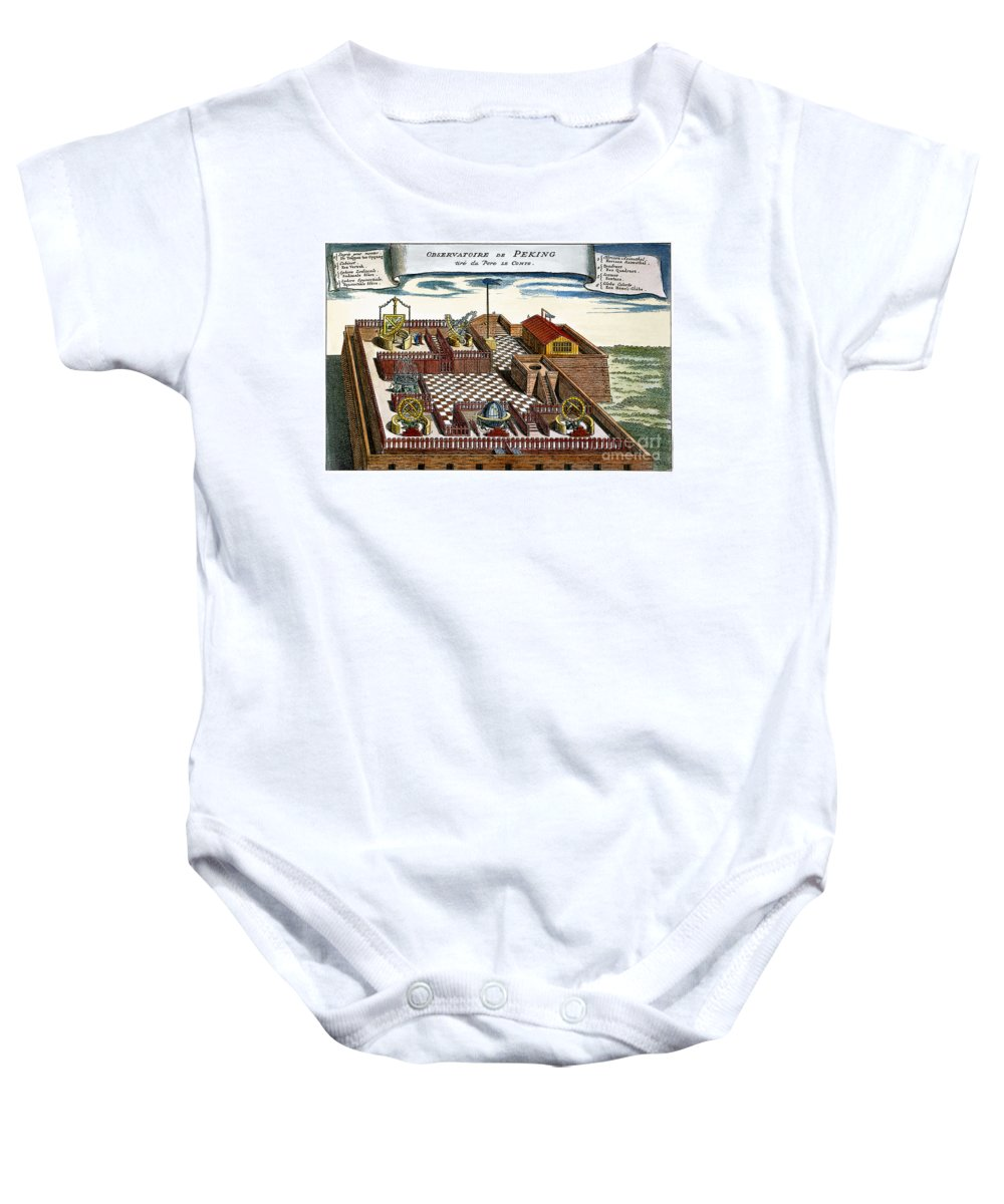 1698 Baby Onesie featuring the photograph Astronomical Observatory by Granger