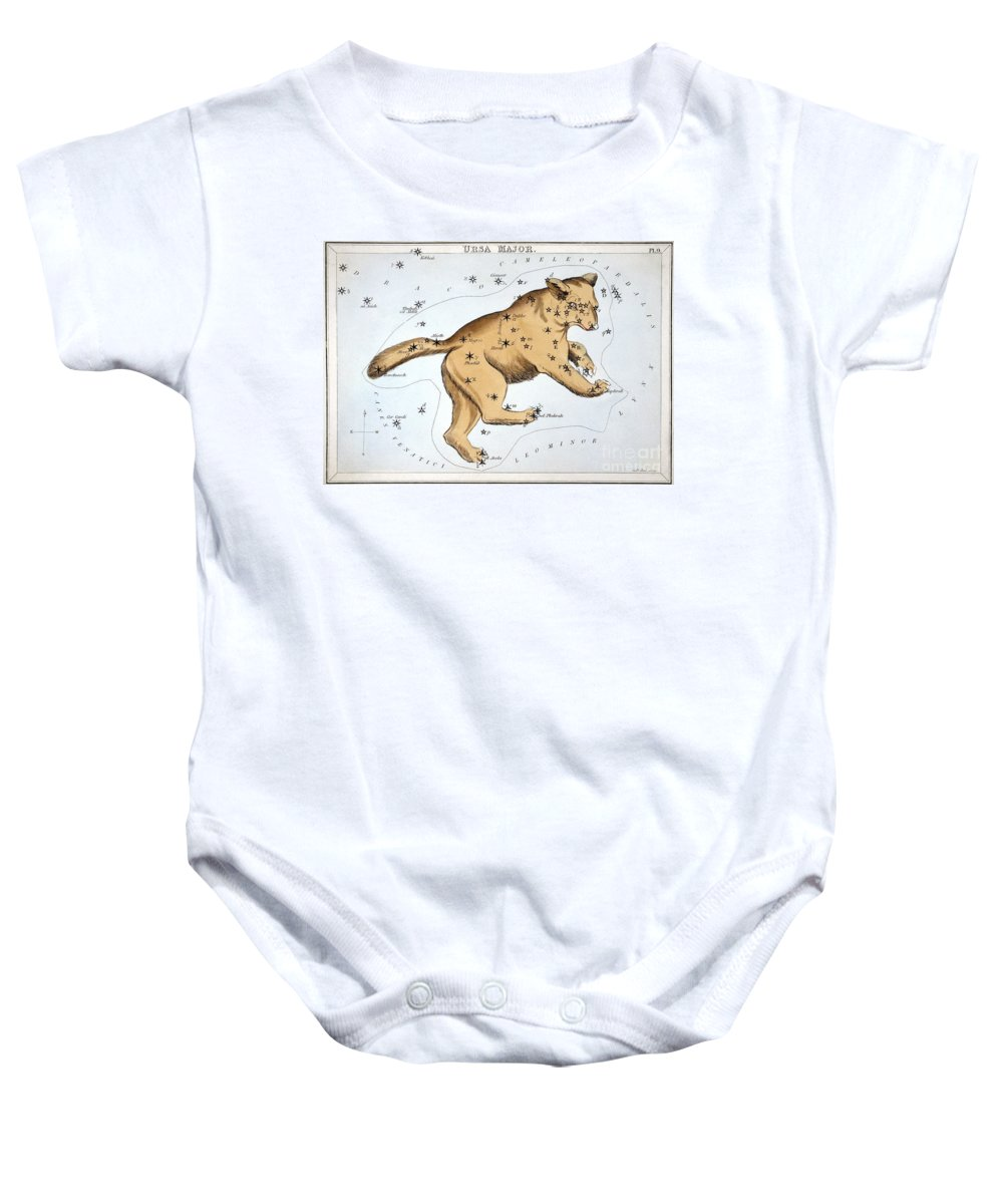 1825 Baby Onesie featuring the photograph Astronomy: Ursa Major by Granger