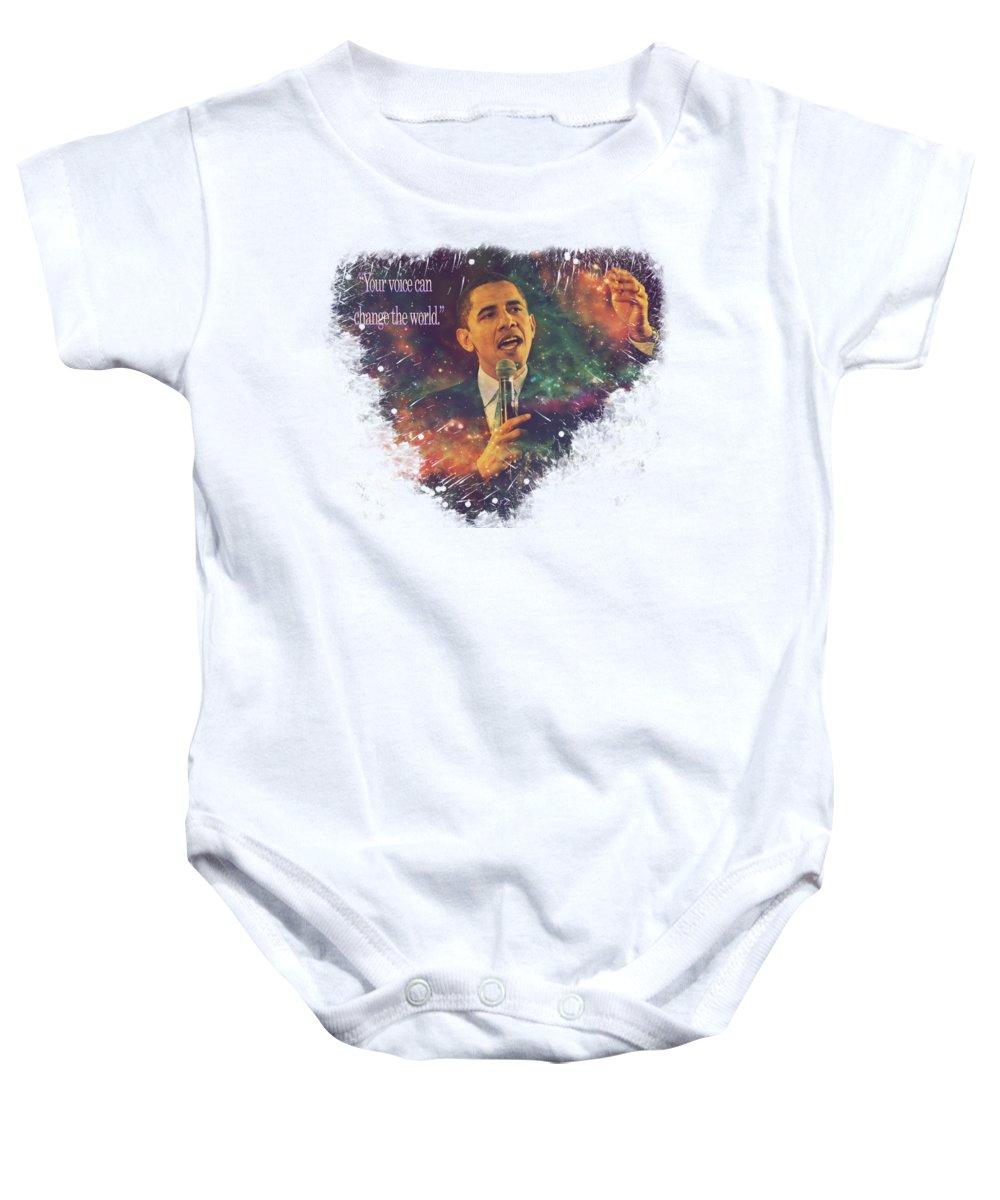 Barack Obama Baby Onesies