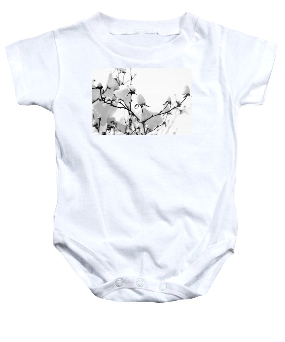 Branches Baby Onesie featuring the photograph Branches by Amanda Barcon