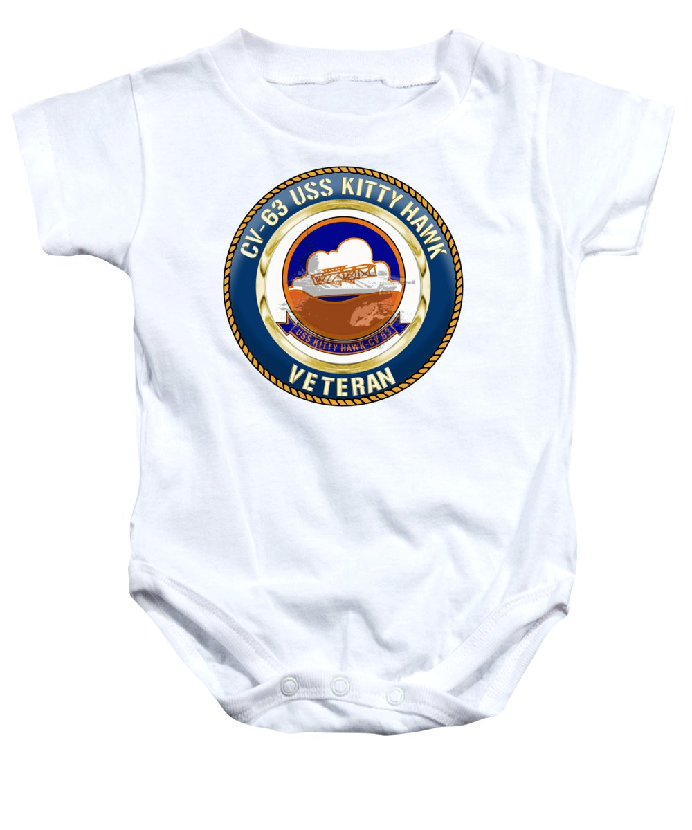 Aircraft Carrier Baby Onesies
