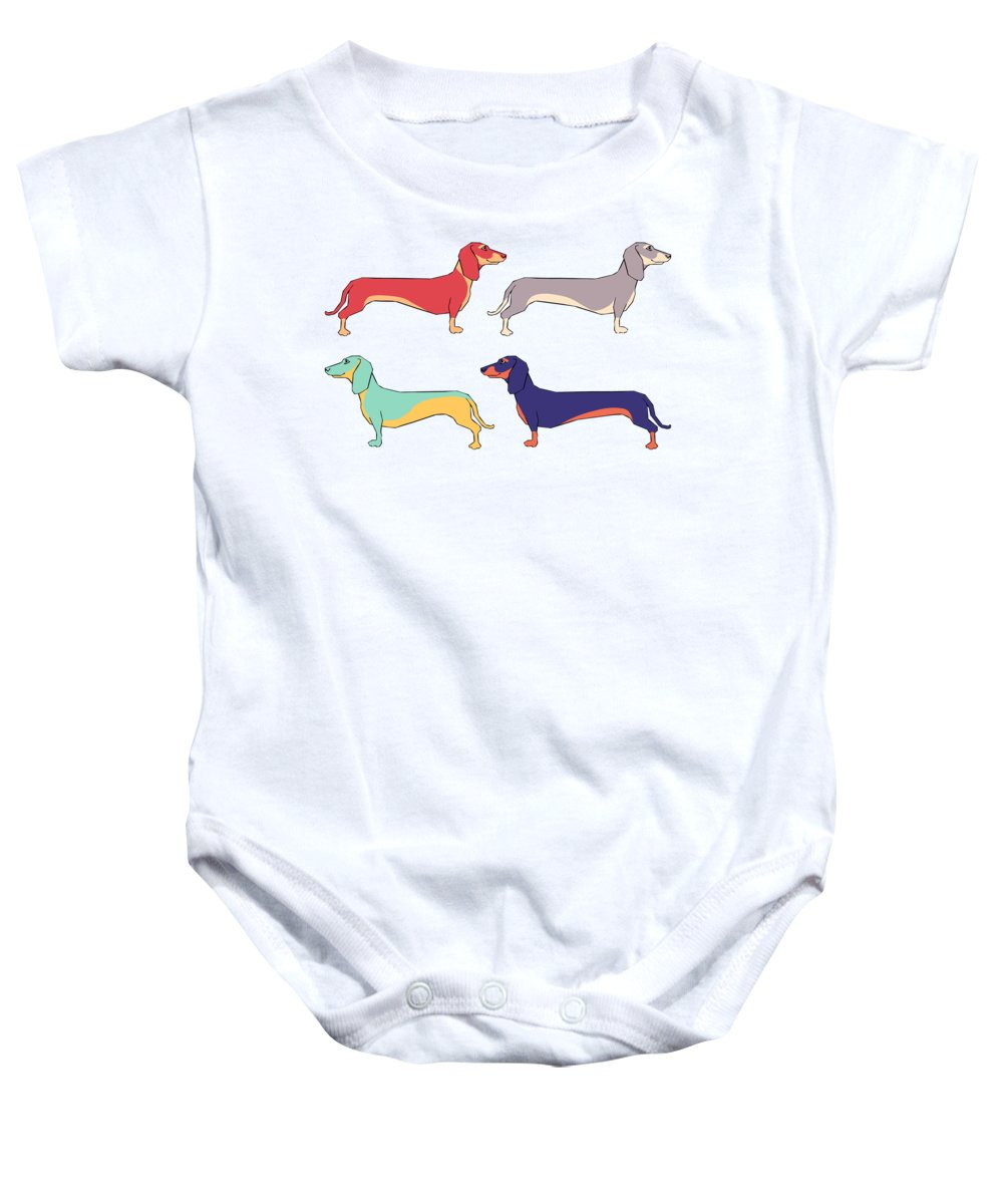 Dog Baby Onesies