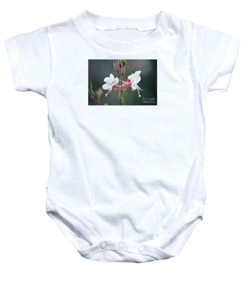 Baby Onesie featuring the photograph Danza De Angeles by Lenin Caraballo