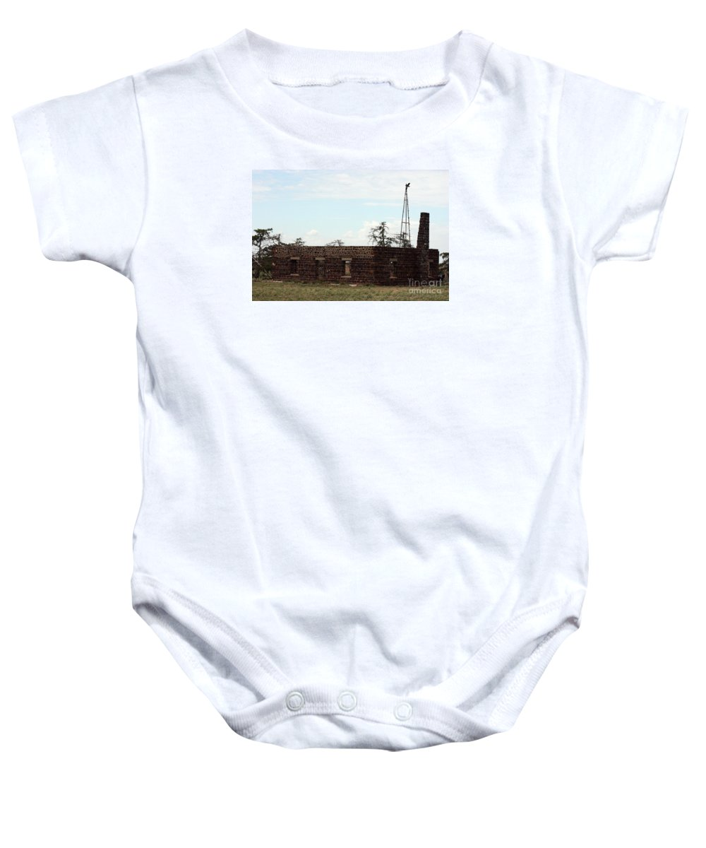 Building Baby Onesie featuring the photograph Fixer Upper by Robert Smitherman