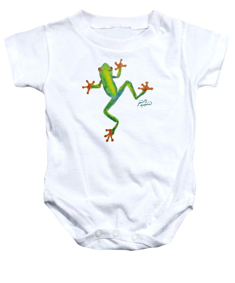 Amphibians Baby Onesies