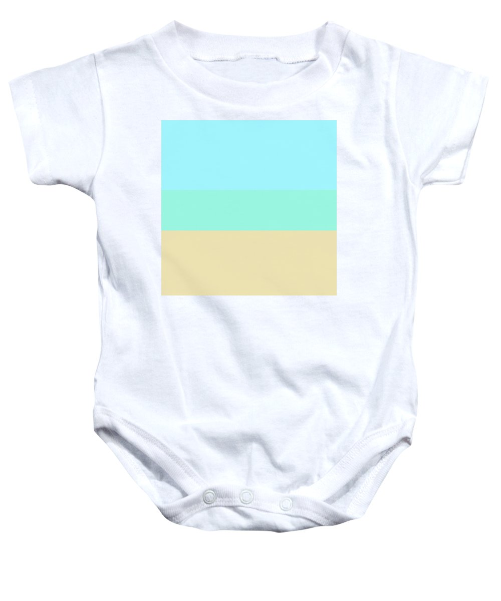 Geometry Baby Onesie featuring the photograph Geometric Art 128 by Bill Owen