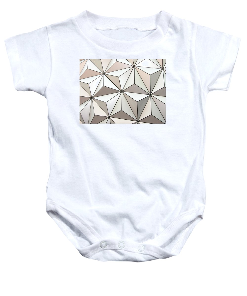 Globe Baby Onesie featuring the photograph Globe by Are Lund