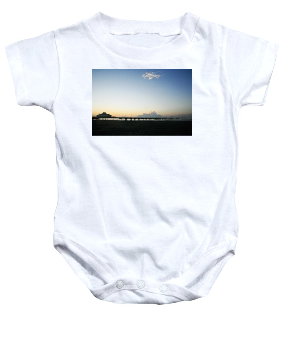Water Baby Onesie featuring the photograph Good Morning by Marilyn Hunt