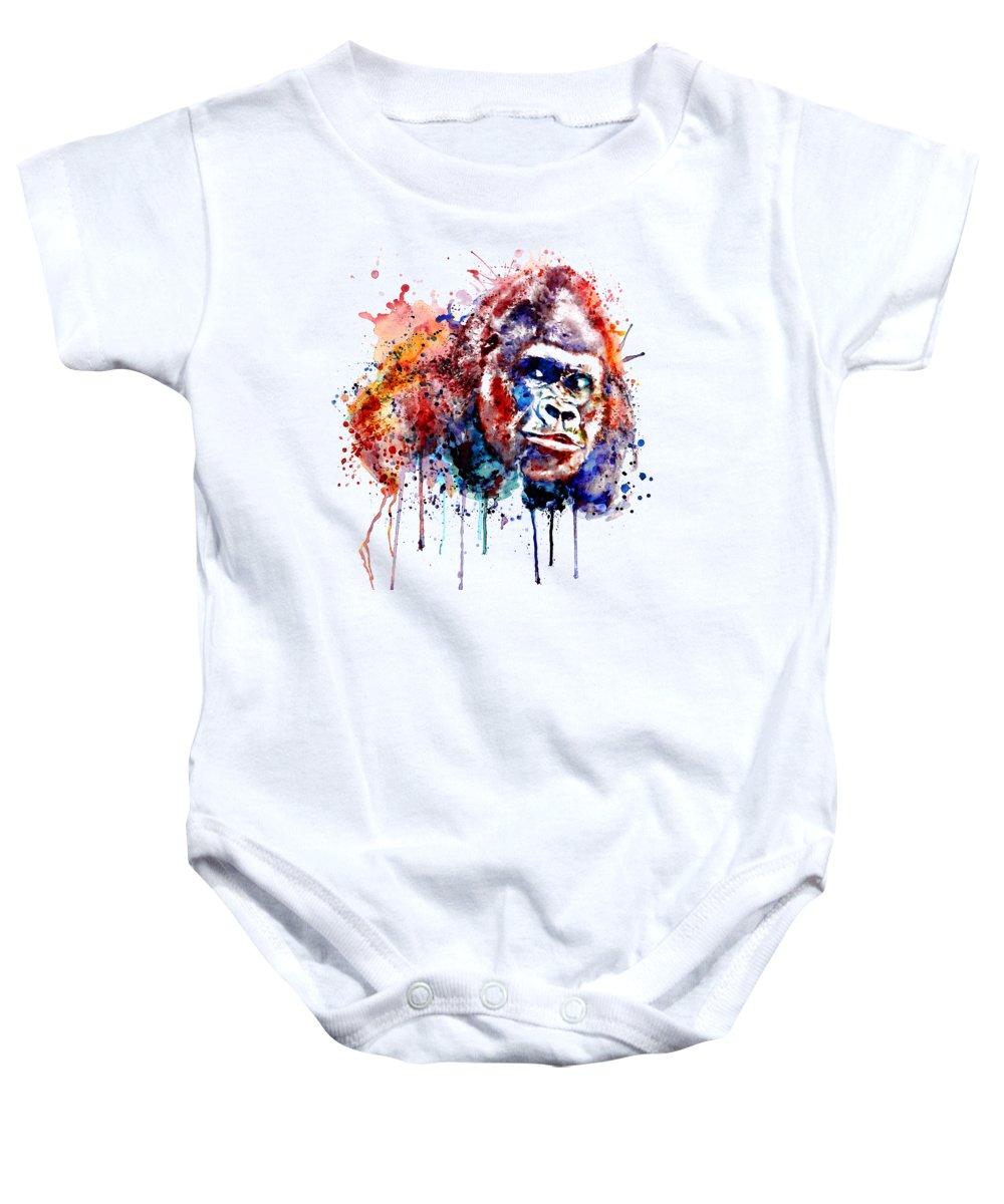 Gorilla Baby Onesies