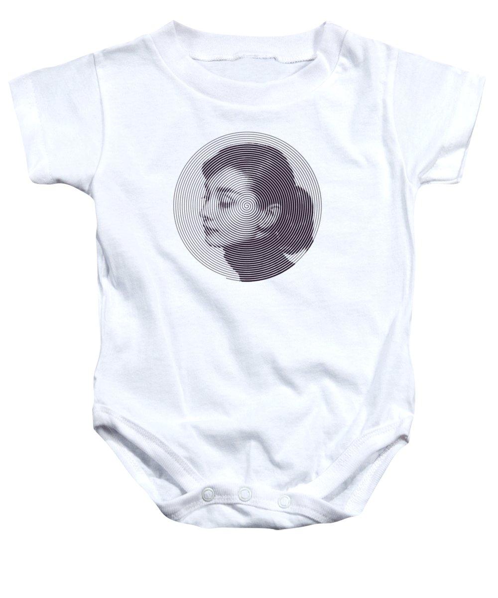 Audrey Hepburn Baby Onesies