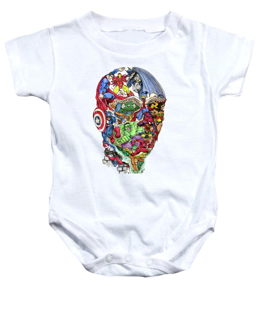 Robin Baby Onesies