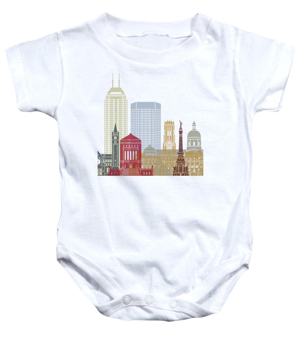 Indianapolis Baby Onesies
