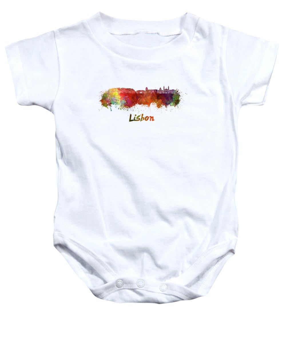 Lisbon Baby Onesies