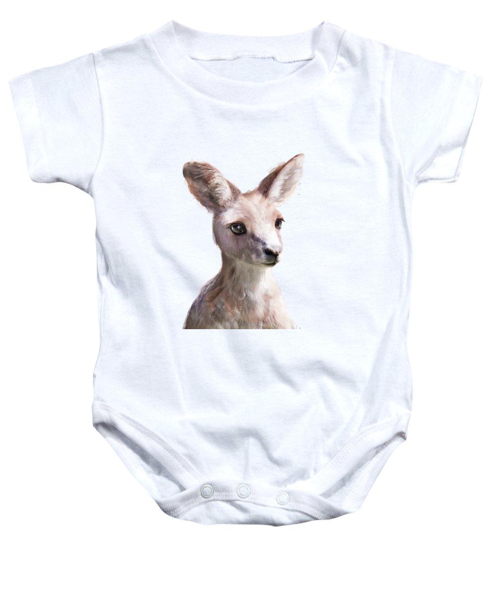 Kangaroo Baby Onesies