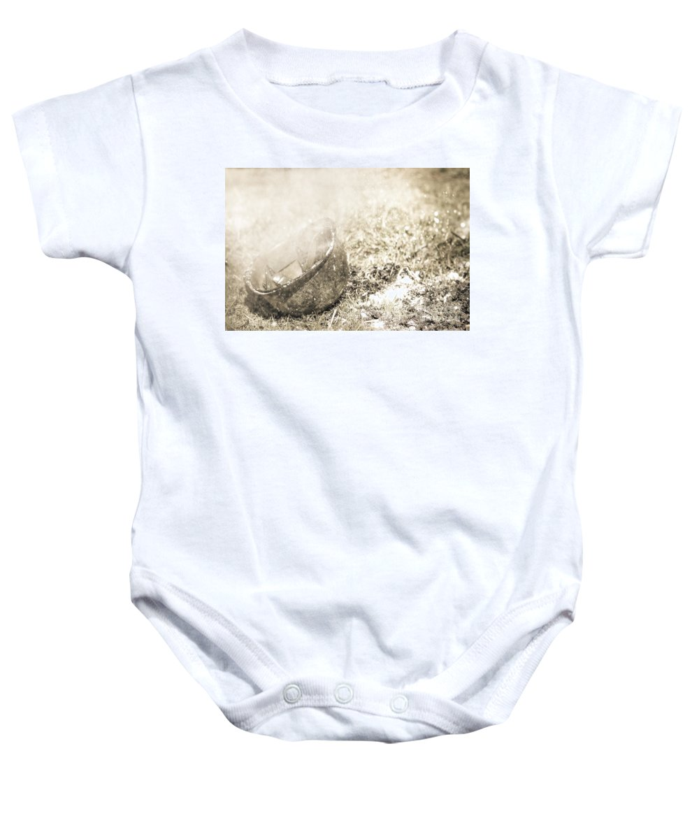 Ww2 Baby Onesie featuring the photograph Lost The Battle But Won The War by Jorgo Photography - Wall Art Gallery