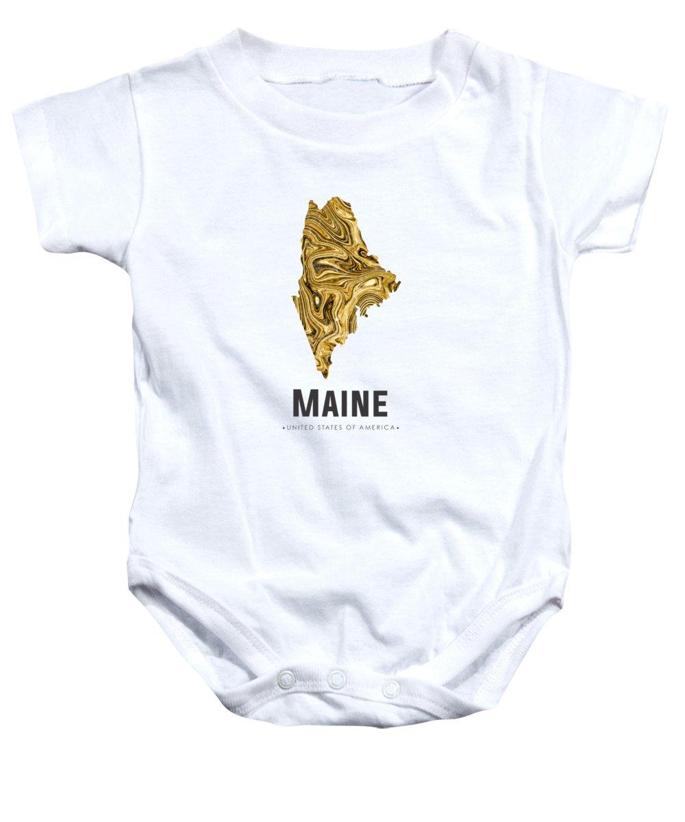 Maine Baby Onesies