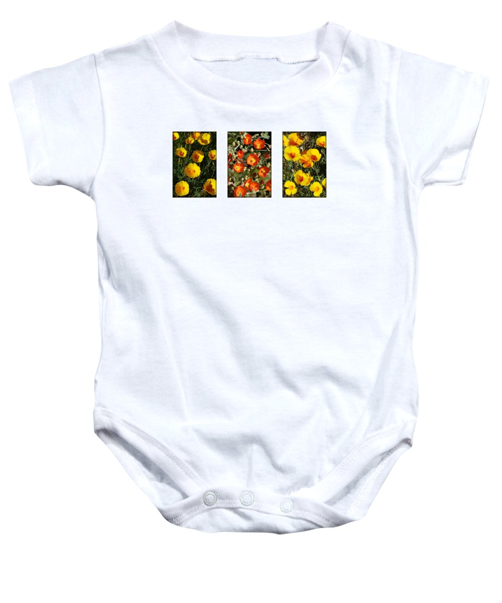 Arizona Baby Onesie featuring the photograph Spring - Desert Style 2 by Jill Reger