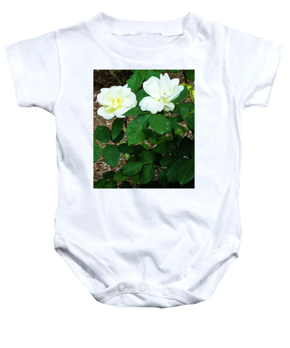 Seattle Baby Onesie featuring the photograph Sunny Knockout by Robert Briggs