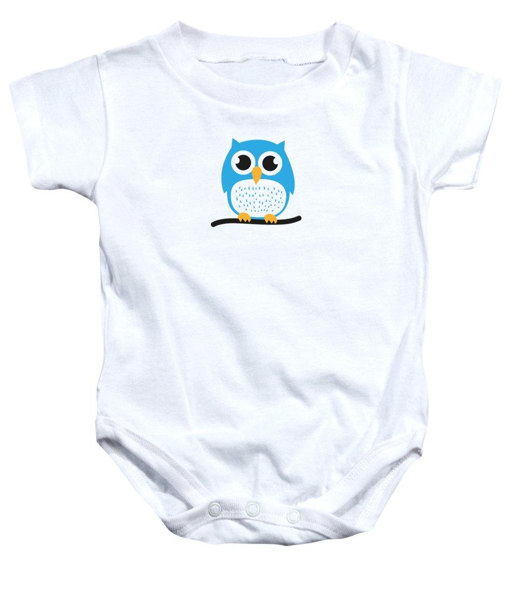 Owl Baby Onesies