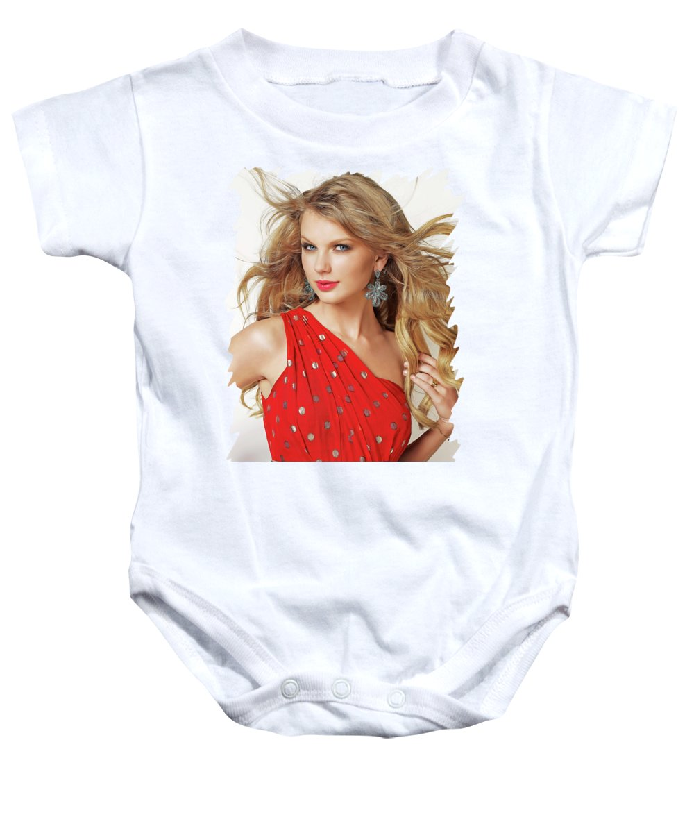 Taylor Swift Baby Onesies