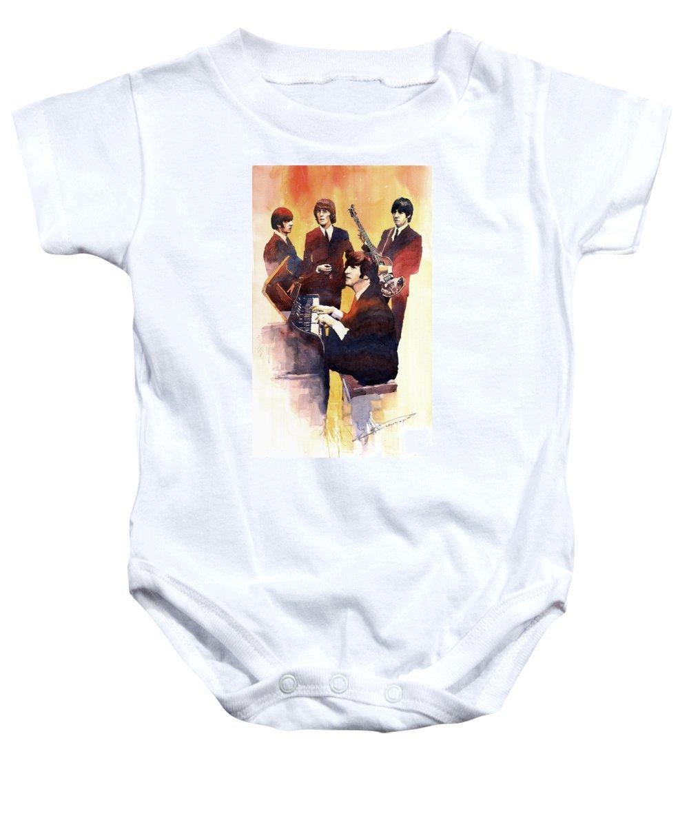 Ringo Star Baby Onesies