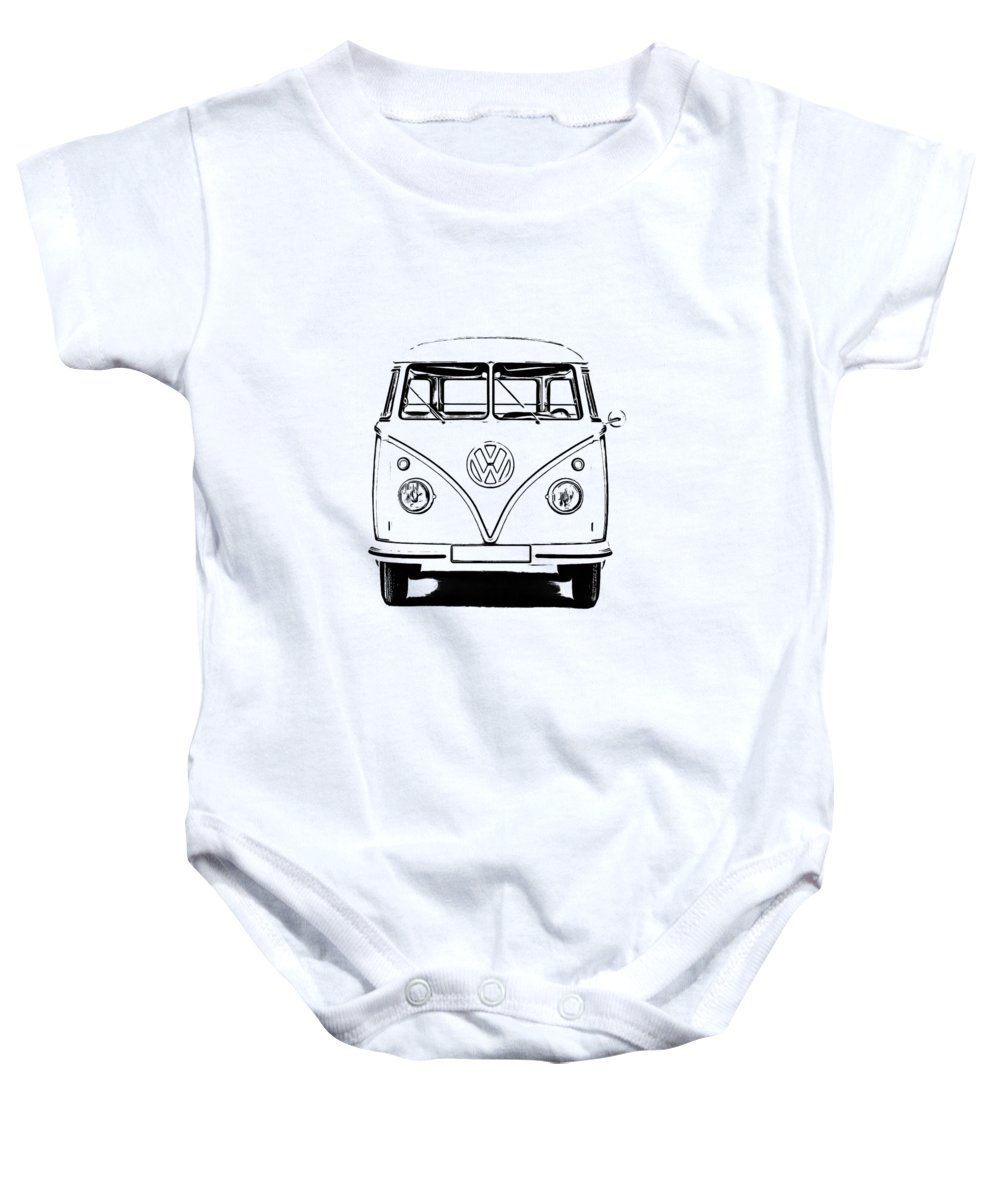 Truck Baby Onesies