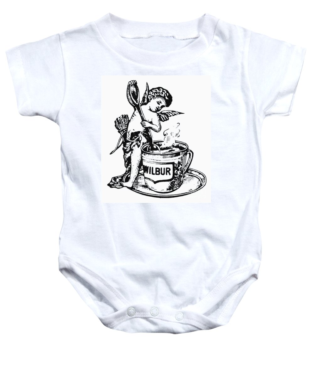 1887 Baby Onesie featuring the photograph Wilbur-suchard Company by Granger