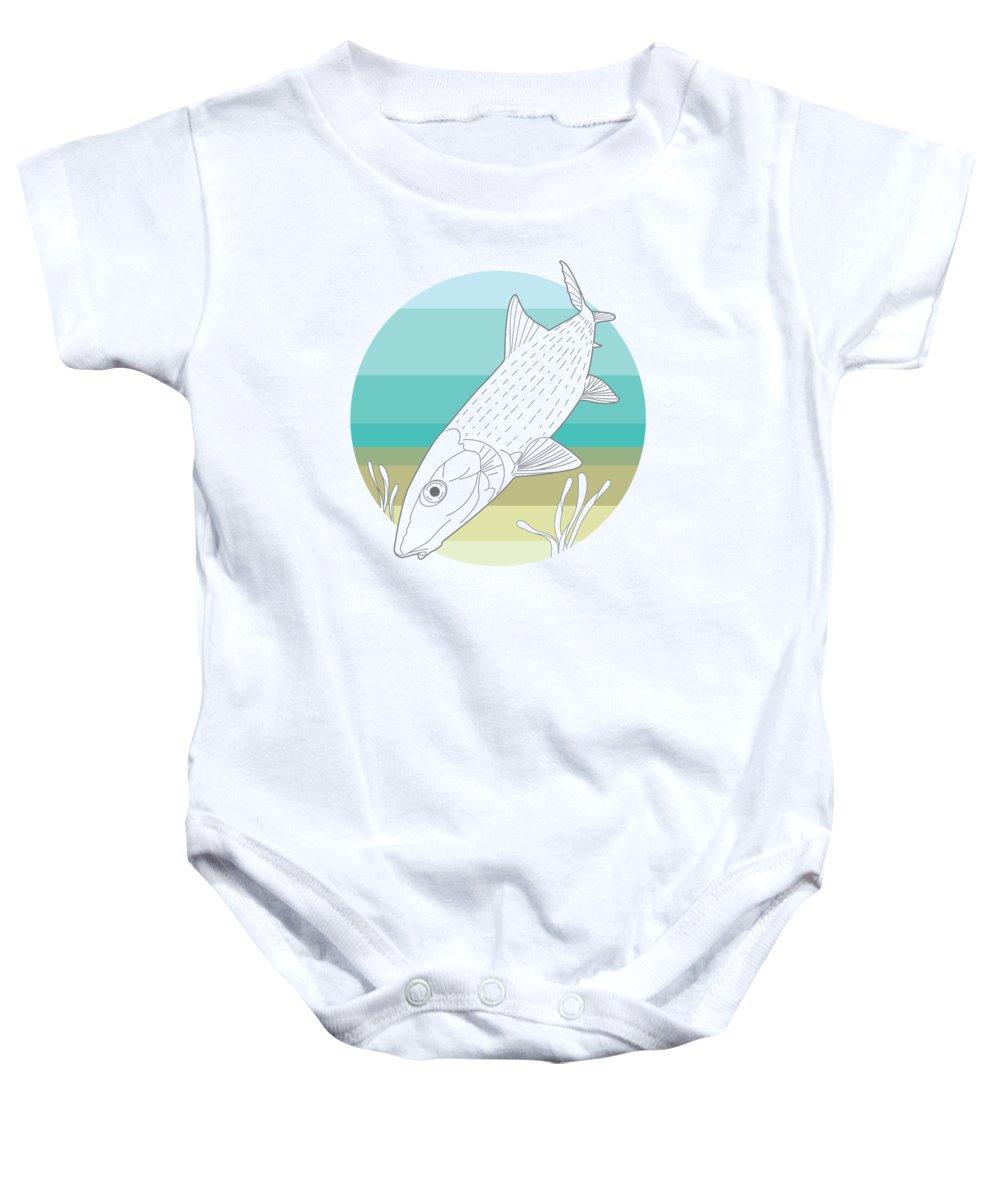 Bermuda Baby Onesies