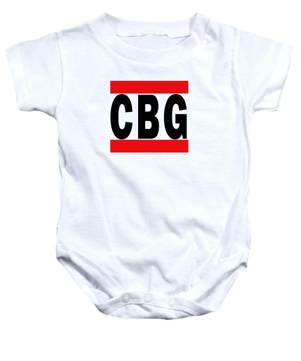 Travel Baby Onesie featuring the digital art Cambridge United Kingdom by Positive Images