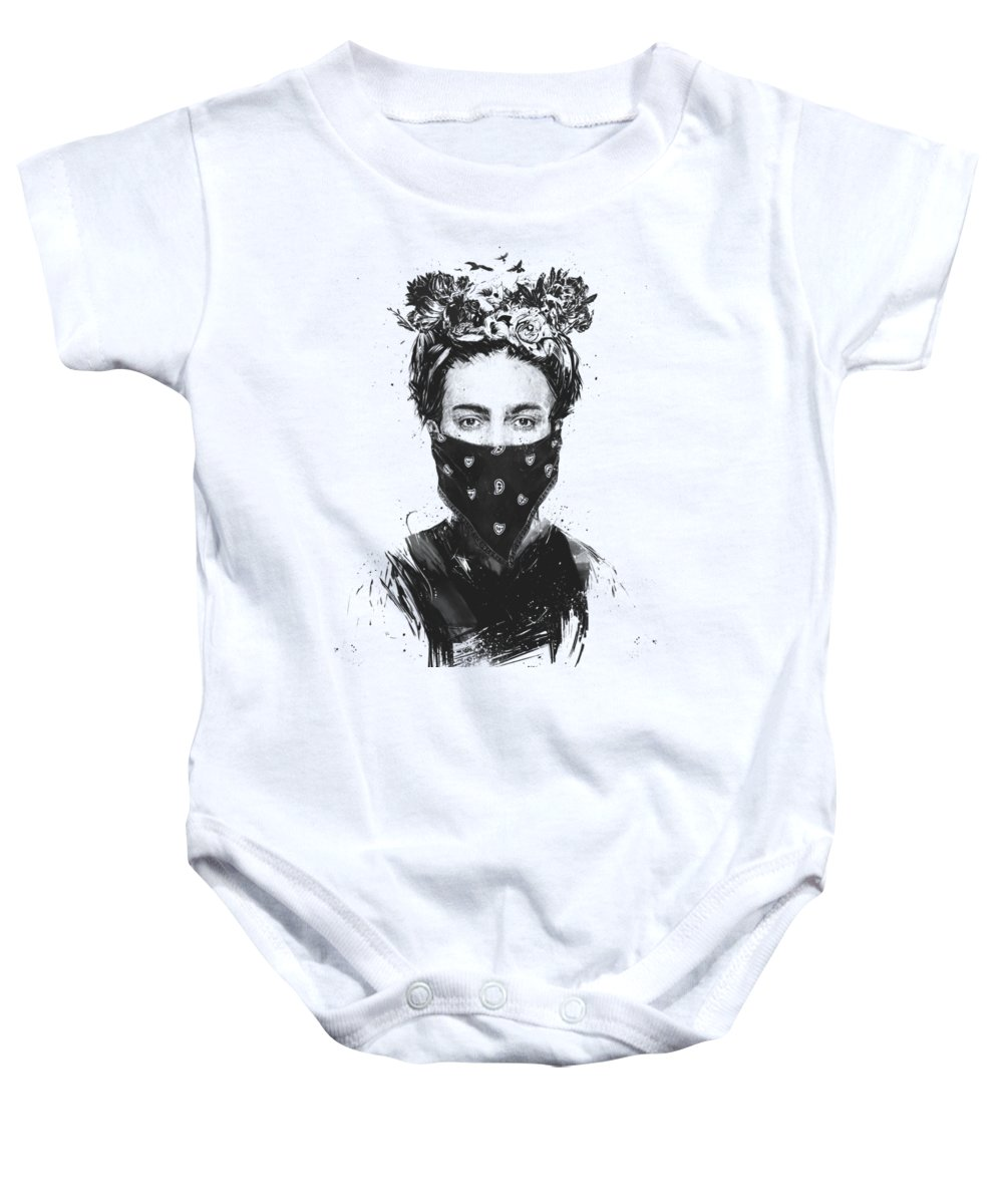 White Bird Baby Onesies
