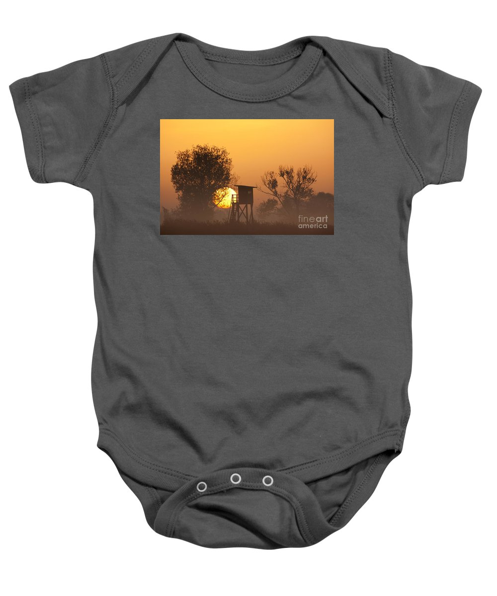 Germany Baby Onesie featuring the photograph 130201p249 by Arterra Picture Library