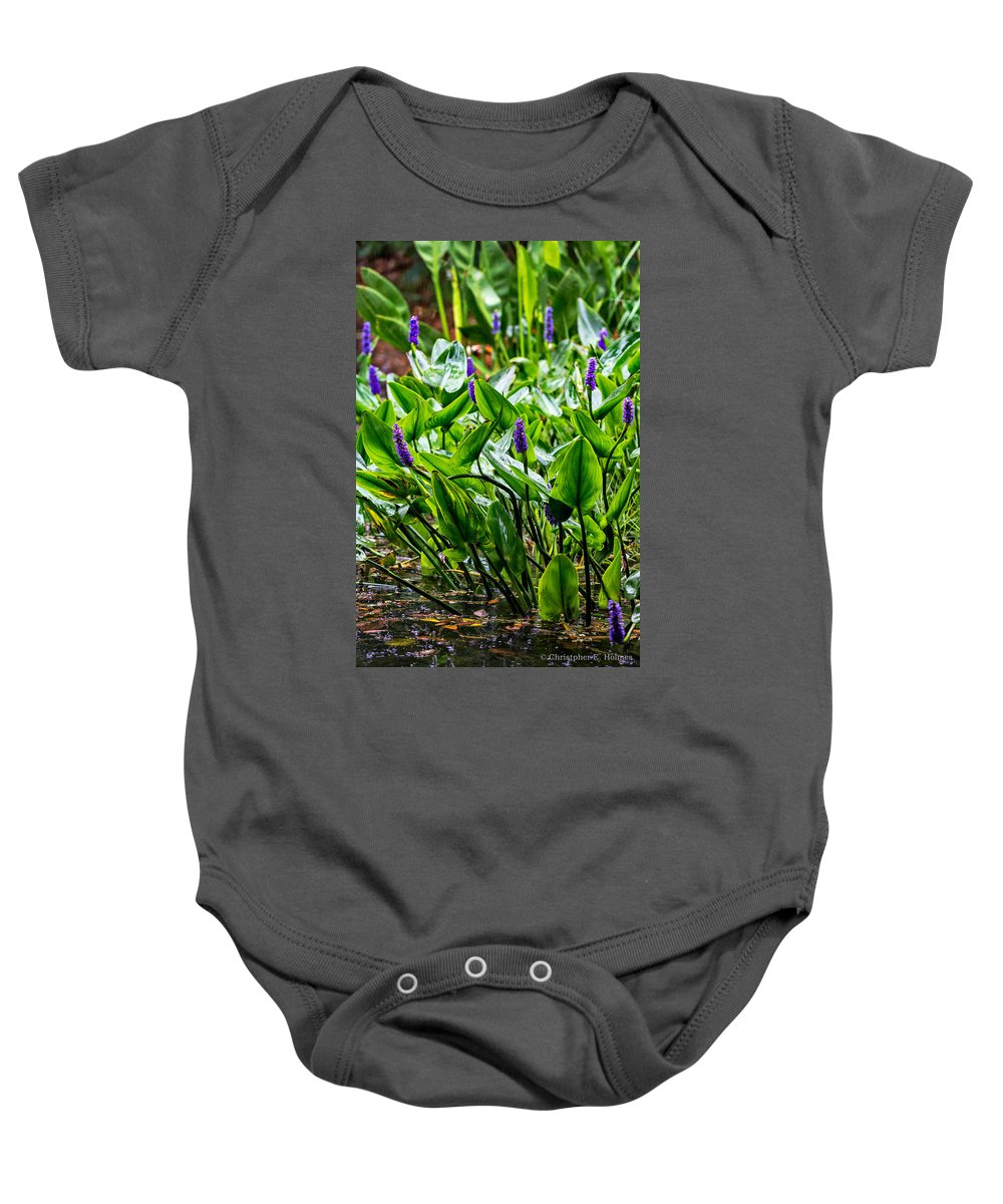 Christopher Holmes Photography Baby Onesie featuring the photograph 20130421-dsc1973 by Christopher Holmes
