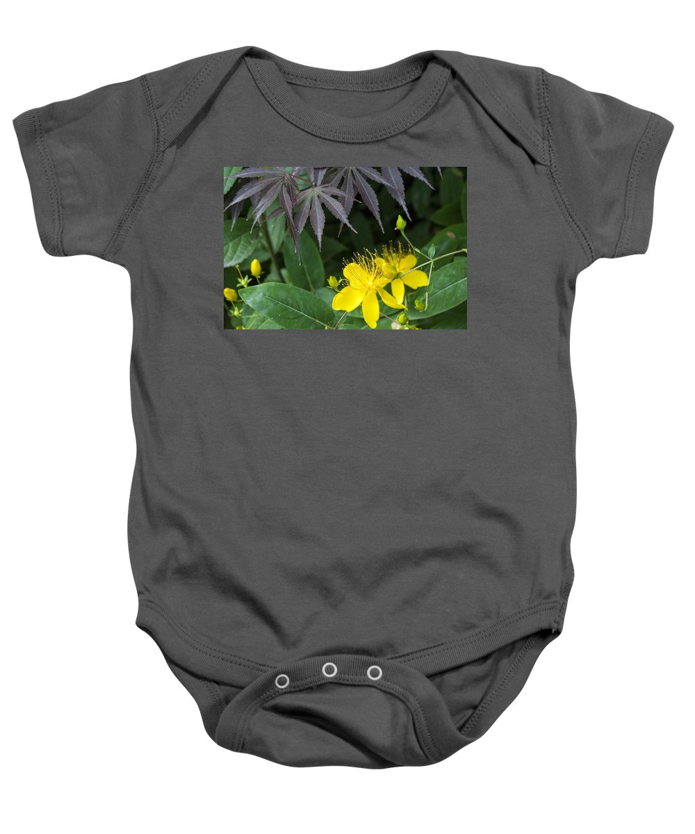 Asia Baby Onesie featuring the photograph 5164 by David Lange