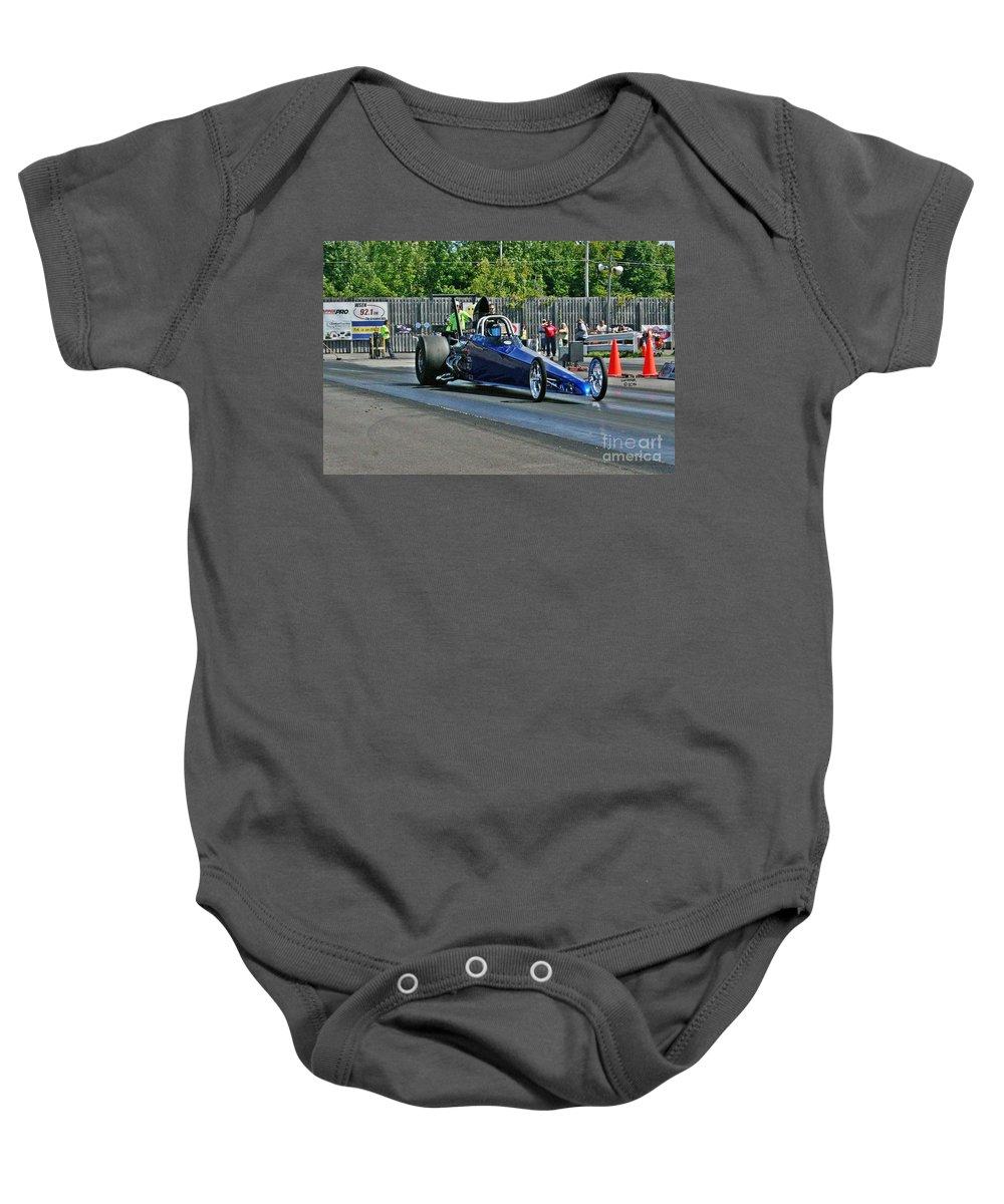 Esta Safety Park 09-07-14 Baby Onesie featuring the photograph 6423 Esta Safety Park 09-07-14 by Vicki Hopper