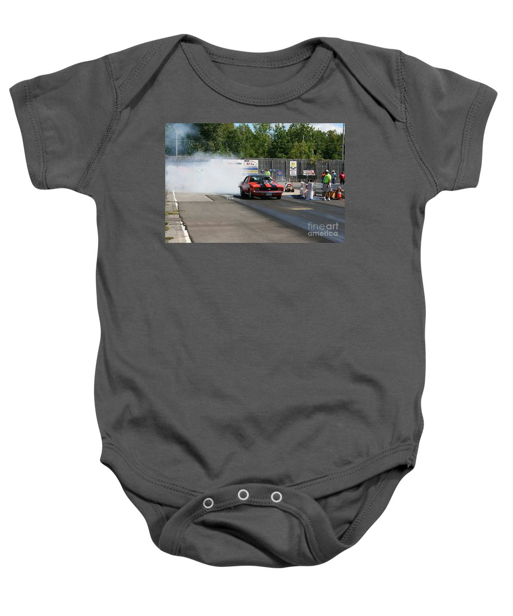 Esta Safety Park 09-07-14 Baby Onesie featuring the photograph 6431 Esta Safety Park 09-07-14 by Vicki Hopper