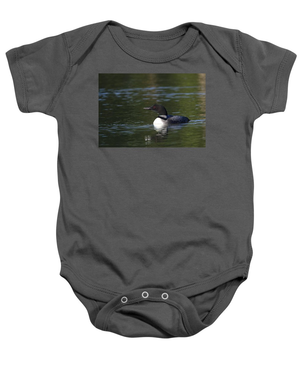 Doug Lloyd Baby Onesie featuring the photograph Searching by Doug Lloyd