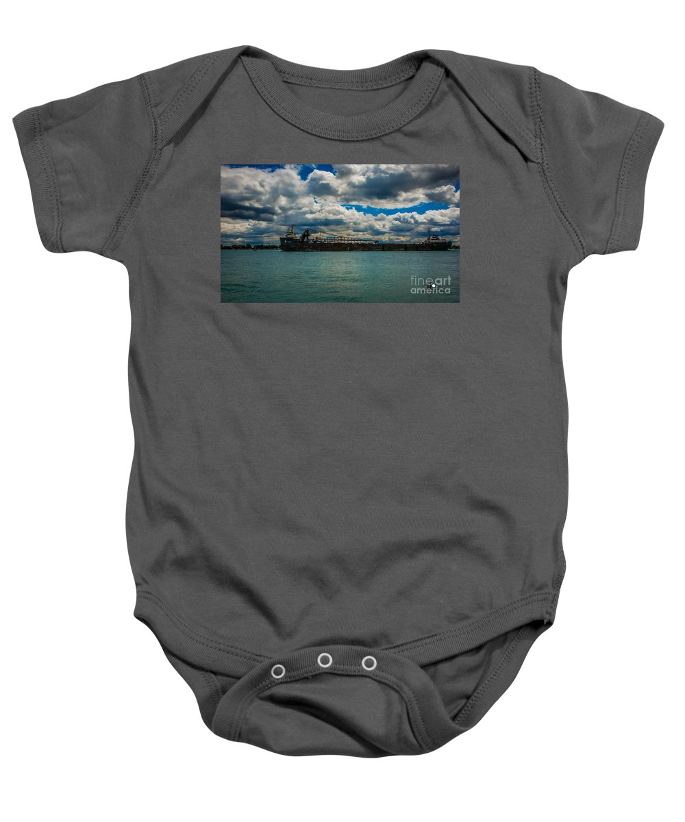 Alcoway Baby Onesie featuring the photograph Alcoway by Grace Grogan