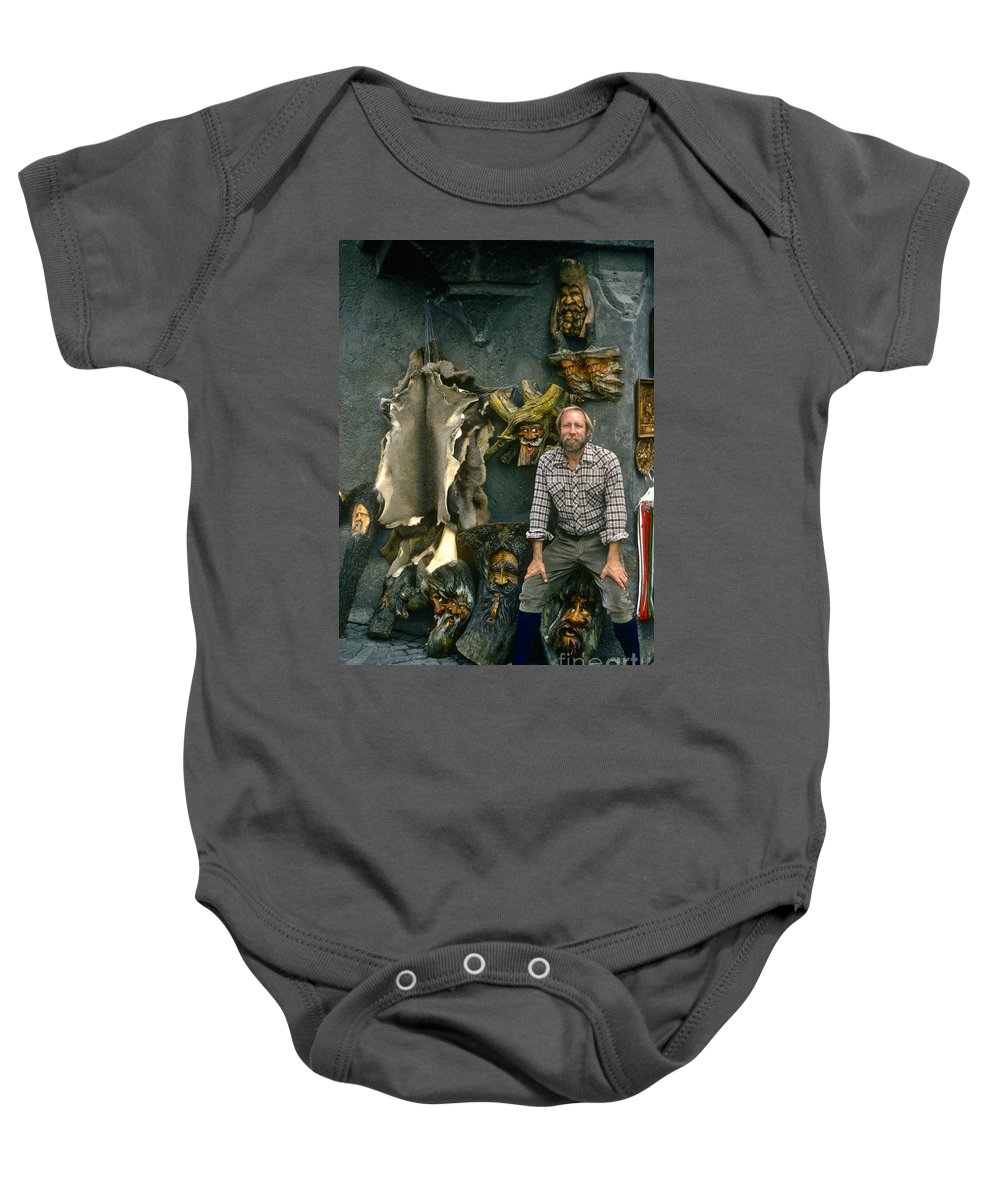 Bob Phillips Baby Onesie featuring the photograph Bobp by Bob Phillips